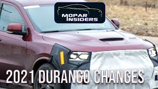 EVERYTHING we know about the upcoming 2021 Dodge Durango!