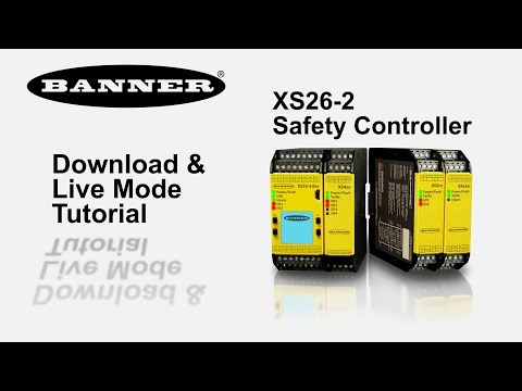 Introduction to the XS26-2/SC26-2 Download & Live Mode