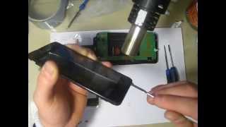 Замена тачскрина (сенсора) Huawei G510