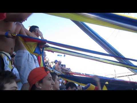 """""""cole y pasto fiesta en munro 2012"""" Barra: La Banda del Tricolor • Club: Colegiales • País: Argentina"""
