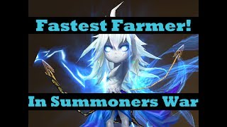 Water homunculus max skill (Frost Wind Build) & Testing on