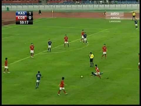 U23 Malaysia vs U23 South Korea (Friendly Match - 2nd Half Time)