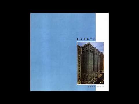 Karate - Some Boots (Full Album)