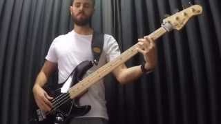 """Jamiroquai   """"(Don't) Give Hate A Chance"""" [bass Cover]"""