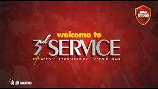 3rd Service! (Sun. 2nd June, 2019) Live With Apostle Johnson Suleman (En Francais)