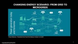 Energy Blockchain: A Technical Overview