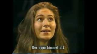 SISSEL KYRKJEBØ - Imagine, from John Lennon - 1991 TV Concert - HQ with Subtitles