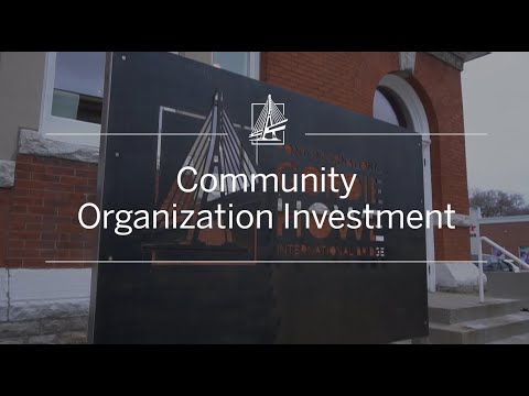 Community Organization Investment