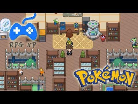 Download Pokemon Axis For RPGXP Emulator For Free - смотреть