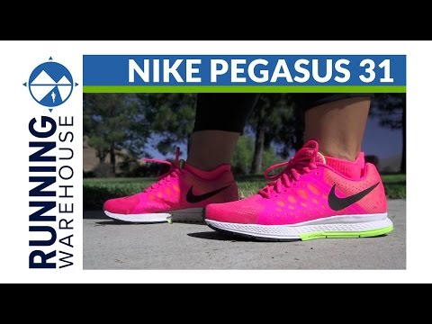 Nike Pegasus 31 Shoe Review