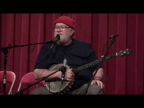Joel Mabus with Banjo