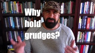 How to let go of grudges