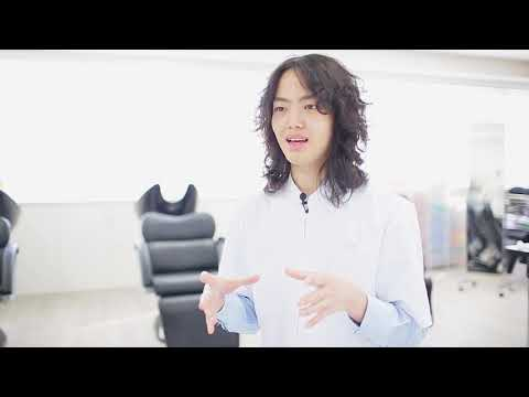 マリールイズ2020INTERVIEW 山田 顕正 | 東京の美容学校で美容師のプロを目指す|マリールイズ美容専門学校