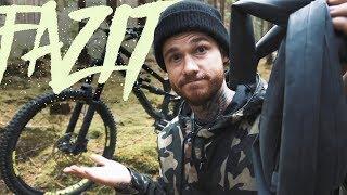 FAZIT Tubeless: 4 Monate ohne Schlauch im Mountainbike! Vorteile, Nachteile & Test | Fabio Schäfer