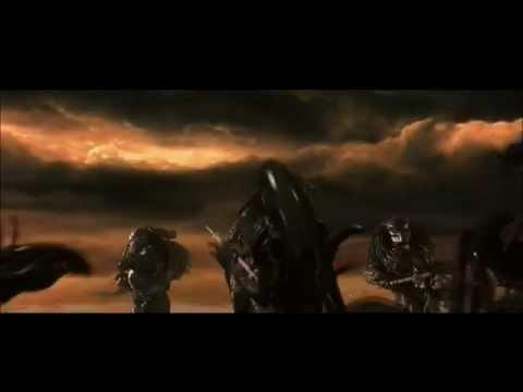 Alien VS Predator - Down with the sickness