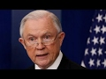 Jeff Sessions calls for sanctuary city crackdown