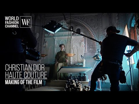 Christian Dior Haute Couture   Making of the film