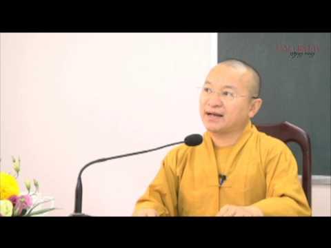 Kinh Trường bộ 14 – Kinh Đại bổn – Thân thế và đạo nghiệp của bảy đức Phật (13/06/2014) - Thích Nhật Từ