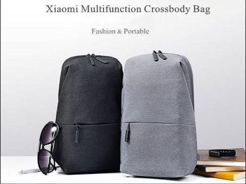 Xiaomi crossbody bag. Quality AAA. Pass!!!!!