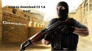 Download counter strike 1. 6 professional edition 2020