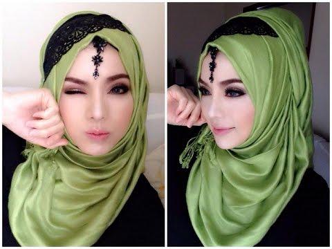 Video ????Hijab Tutorial-02???? Cara Memakai Jilbab Pashmina Style Simple Dinamis (Up to Date)