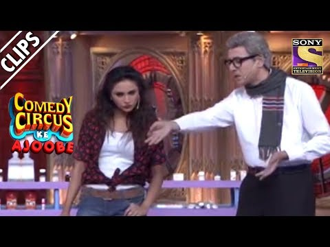 Purbi Buys Alcohol From Mantra | Comedy Circus Ke Ajoobe
