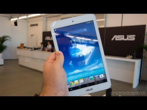 ASUS MeMO Pad 8 hands-on