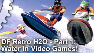 DF Retro H2O! Water Rendering: Wave Race 64, Quake, Duke Nukem 3D + Many More!