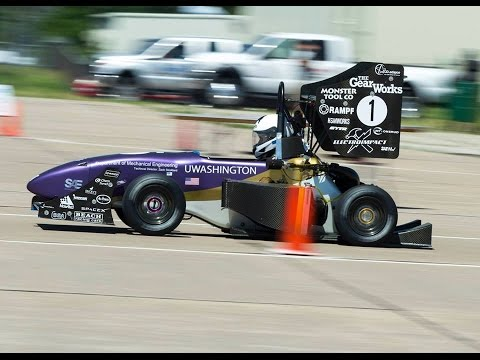 2014-2015 UW Formula SAE T26 - Fundraising Video