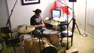 Hoochie Mama - 2 Live Crew Drum Cover By Jason Heine