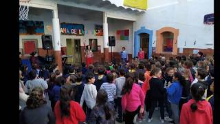 Semana de la música en la escuela Laia