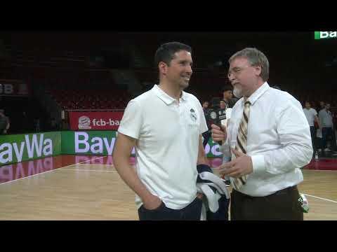 EB ANGT Munich Interview: Coach Mariano De Pablos, U18 Real Madrid