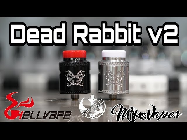 Does It Suck? Dead Rabbit v2 RDA By Heathen & Hellvape