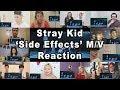 "Stray Kids ""부작용(Side Effects)"" M/V ""Reaction Mashup"""