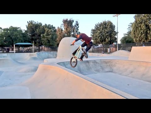 THE LAST BMX SESSION! Mosqueda bike park