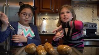 Cooking With Addi: Earning A Girl Scout Simple Meals Badge