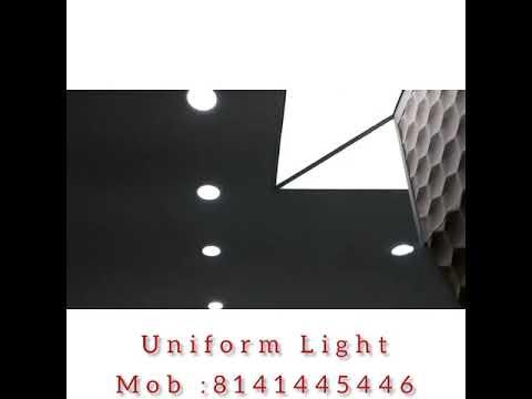 Translucent Stretch Fabric Ceiling
