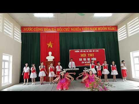 Ca khúc: Mời bạn về thăm trường chúng tôi - ST: Quang Dũng