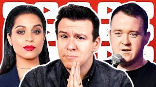 UHOH! Shane Gillis Andrew Yang SNL Controversy, Lilly Singh's Mixed Reviews, & The GM Strike
