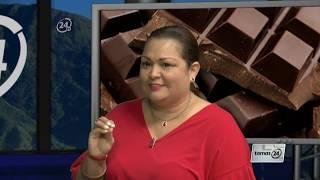 Caracas, vitrina con aroma y sabor a chocolate en la Expo Feria Internacional del Cacao