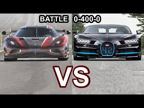 2018 Koenigsegg Agera RS VS 2018 Bugatti Chiron - World's Fastest Cars!! Mp3