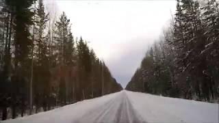 2018-11-10 Усть-Илимск - город моего детства, Сибирь, Россия