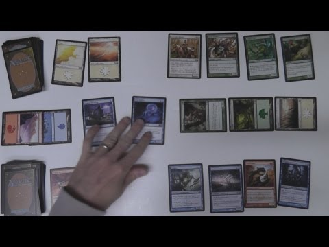 How to Play Magic the Gathering for Beginners – ASMR Tutorial for Relaxation and Sleep