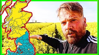 May 29, 2019 - Why is Scotland all YELLOW???