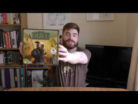 Why I Like 7 Wonders Duel