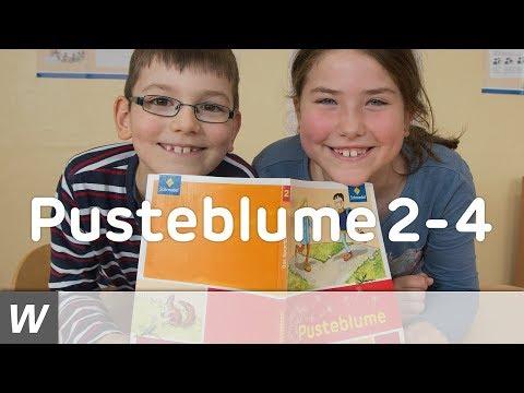 Pusteblume - Das Deutschwerk für die Klassen 2 - 4