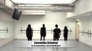 PennHYPE: Let Freedom Reign - Chrisette Michele
