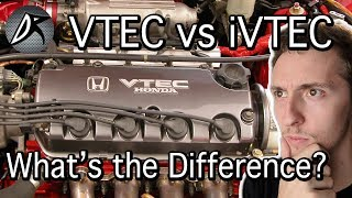 VTEC vs iVTEC: What's The Actual Difference?