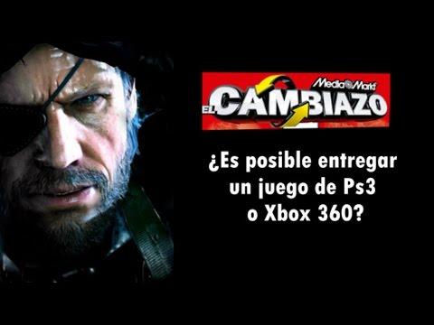Metal Gear V y el Cambiazo de Media Markt.