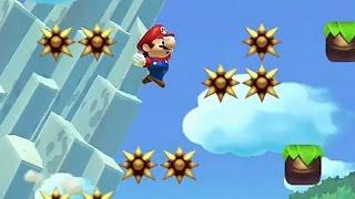 Super Mario Maker - Mushroom Madness